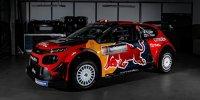 Citroen-Design für die WRC 2019