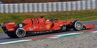 Die Formel-1-Autos 2019 auf der Strecke