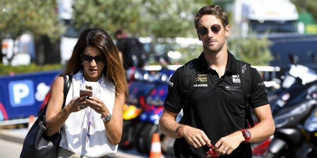 2020 stehen fünf Ehemänner in der Formel 1 am Start. Das Vorzeigeehepaar in der Formel 1 hört auf den Nachnamen Grosjean. Romain und Marion sind bereits seit 2012 verheiratet und haben drei gemeinsamen Kinder.