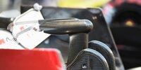 Formel-1-Technik: Detailfotos beim GP Abu Dhabi