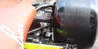 Formel-1-Technik: Detailfotos beim GP Mexiko