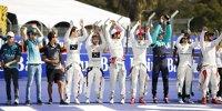 Fahrer und Teams der Formel E 2018/19