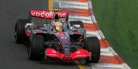 Fotostrecke: Alle Formel-1-Autos von Lewis Hamilton