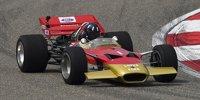 Damon Hill: Demofahrt im Weltmeister-Lotus von Vater Graham
