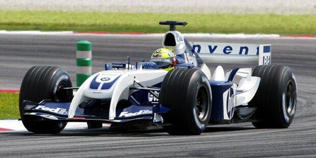 Nico Hülkenberg aus Deutschland startet bereits seit 2010 in der Formel 1. Und er zählt zu den erfahrensten Piloten im Feld: Hülkenberg fuhr bereits für vier Rennställe. Hier sind alle seine Formel-1-Autos!