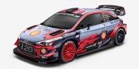 Hyundai-Design für die WRC 2019