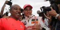 Interview Lewis Hamilton: