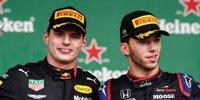 Top 10: Die jüngsten Formel-1-Podien aller Zeiten