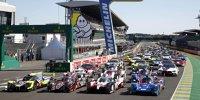 Alle Autos für die 24h Le Mans 2019