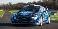 M-Sport-Design für die WRC 2019
