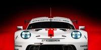 Präsentation des neuen Porsche 911 RSR
