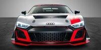 Präsentation des Audi R8 LMS GT4 2020