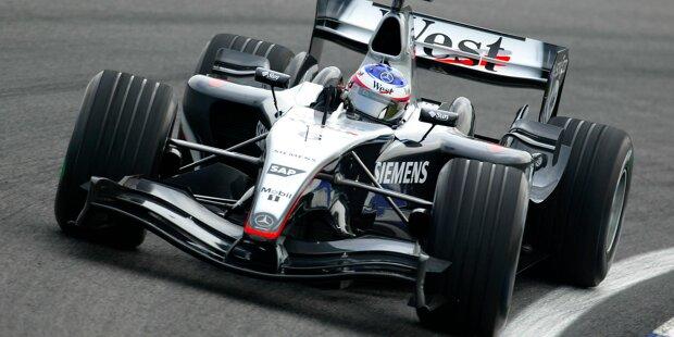 Kimi Räikkönen ist seit 2001 mit Unterbrechung in der Formel 1 aktiv. Er fährt 2019 seine 17. Saison. Dementsprechend viele Formel-1-Boliden durfte er bereits pilotieren ...