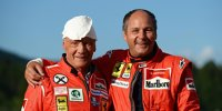 Reaktionen zum Tod von Niki Lauda