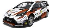 Toyota-Design für die WRC 2019