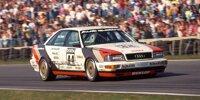 Audi in der DTM: Triumphe und Skandale