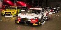 DTM-Champion Rast und Audis Meisterautos