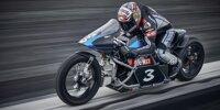 Max Biaggi mit Elektrobike auf Jagd nach Geschwindigkeitsrekorden