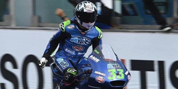 Enea Bastianini wird am 30. Dezember 1997 in Rimini (Italien) geboren. Mit Erfolgen in den kleinen Klassen und dem Weltmeistertitel in der Moto2 löst er sein Ticket für die MotoGP.