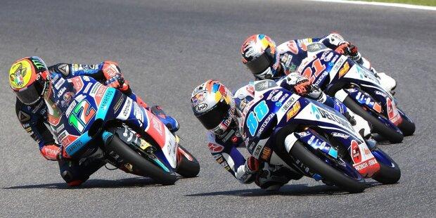 Jorge Martin Almoguera wird am 29. Januar 1998 in Madrid (Spanien) geboren. 2018 gewinnt er die Moto3-Weltmeisterschaft und feiert auch in der Moto2 Erfolge. Nach nur sechs Jahren in der WM schafft Martin den Aufstieg in die MotoGP.