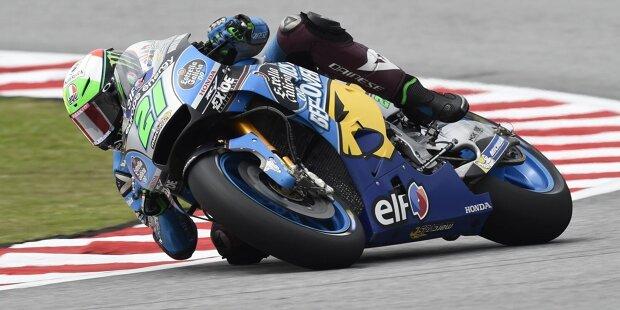 Franco Morbidelli wird am 4. Dezember 1994 in Rom (Italien) als Sohn einer brasilianischen Mutter und eines italienischen Vaters geboren. Er ist nicht mit dem ehemaligen Motorrad-Konstrukteur Giancarlo Morbidelli verwandt.