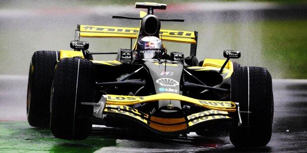Seit 2014 dominiert Mercedes die Formel 1. Ob das auch so gekommen wäre, wenn Ross Brawn das Team weitergeführt hätte? Eine Frage, die wir nicht beantworten können. Aber: So würde das Team möglicherweise aussehen, wenn sich der Daimler-Konzern nie bei Brawn eingekauft hätte. Mit Lewis Hamilton im leuchtend-gelben Helm.