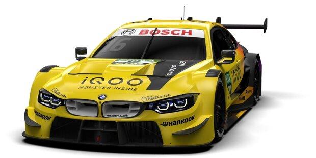 #16 Timo Glock (BMW Team RMG)