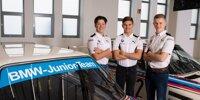 Preäsentation BMW-Junior-Team
