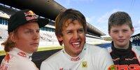 Die Formel-1-Fahrer heute - und vor 10 Jahren