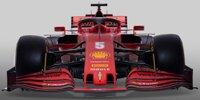 Formel 1 2020: Der neue Ferrari SF1000 von Sebastian Vettel in Bildern