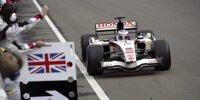 Die letzten 20 Siegerteams der Formel 1