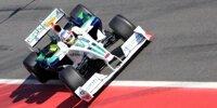 Außergewöhnliche Formel-1-Testautos