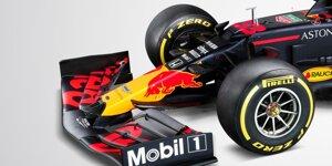 Formel 1 2020: Der neue Red Bull von Max Verstappen in Bildern
