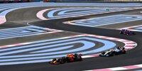Die 10 schrecklichsten Kurven des Formel-1-Kalenders