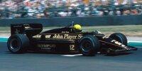 Formel-1-Autos in Schwarz