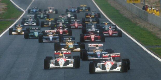 """Spa - Michael Schumacher gab sein Formel-1-Debüt 1991 in Spa. Richtig? Strenggenommen nicht! Denn der """"Circuit de Spa-Francorchamps"""" liegt in Wahrheit leicht südöstlich von Spa in Stavelot. Nach dem eigentlichen Ort ist aber lediglich eine Kurve der Traditionsstrecke benannt."""