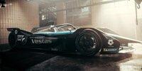 Formel E 2021: Teampräsentation Mercedes