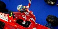 Prost, Lauda und Co.: Diese Piloten fuhren für Ferrari und McLaren