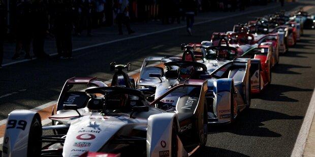 Wer fährt 2021 in der Formel E mit welcher Lackierung? Der Überblick über das komplette Starterfeld!