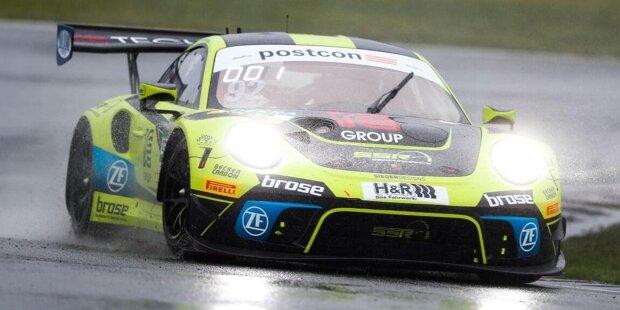 GT-Masters 2020, Fahrerwertung: Christian Engelhart/Michael Ammermüller (Porsche 911 GT3 R) - 181 Punkte