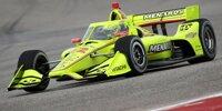 Die Autos der IndyCar-Saison 2020