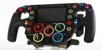 Technische Innovation im Motorsport: Das Lenkrad