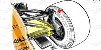 Technik-Analyse McLaren MCL35 mit zahlreichen Neuerungen