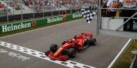 Die letzten 20 Rennen, die Mercedes nicht gewonnen hat