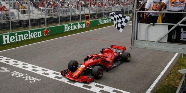 Monza 2020: Weil Hamilton während des Safety-Cars zum Reifenwechsel kommt, obwohl die Boxengasse geschlossen ist, erhält er eine Zeitstrafe und verliert den sicheren Sieg. Nach roter Flagge und Neustart siegt überraschend Gasly, der mit Sainz und Stroll auf dem Treppchen steht.