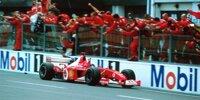 20 prägende Formel-1-Momente der 2000er-Jahre