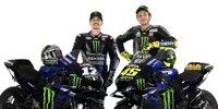 Die Motorräder und Teams der MotoGP-Saison 2020