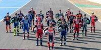 MotoGP 2020: Die WM-Tipps von Marquez, Rossi und Co.