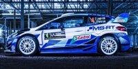 M-Sport-Design für die WRC 2020