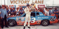 Die Bestenliste der NASCAR-Rennsieger